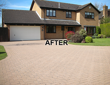 Driveway power washing cleaning Ashbourne Ratoath Dunshaughlin Dunboyne