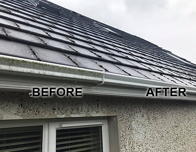 upvc gutter cleaning ashbourne ratoath dunshaughlin dunboyne